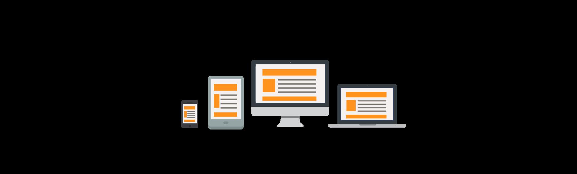 Création de sites web multisupports